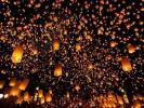 【文化】泰国清迈水灯节亲体验